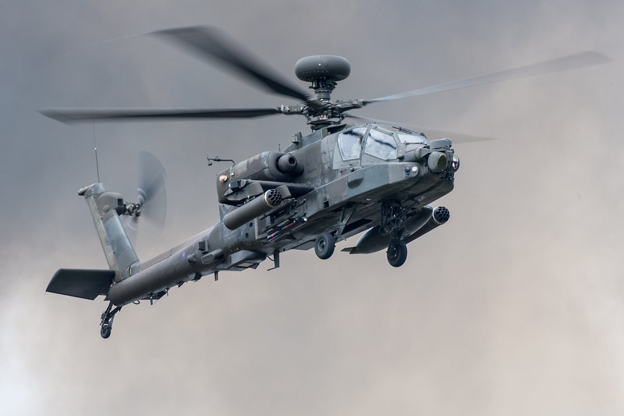 Boeing AH-64D APACHE  -  © by Will Moore