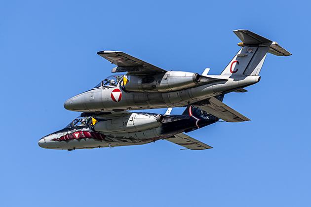 Saab 105Oe - © by Robert Kysela