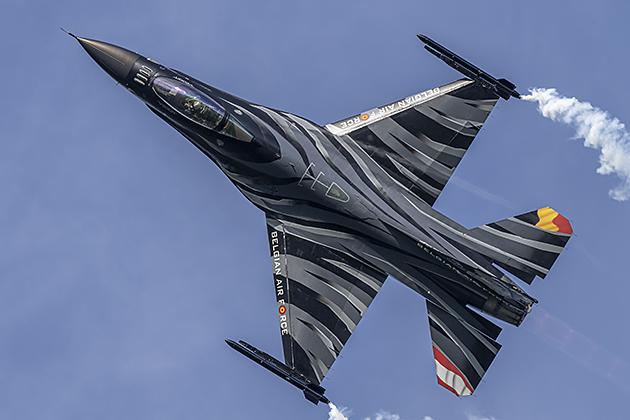 Lockheed Martin F-16AM VIPER - © by Robert Kysela