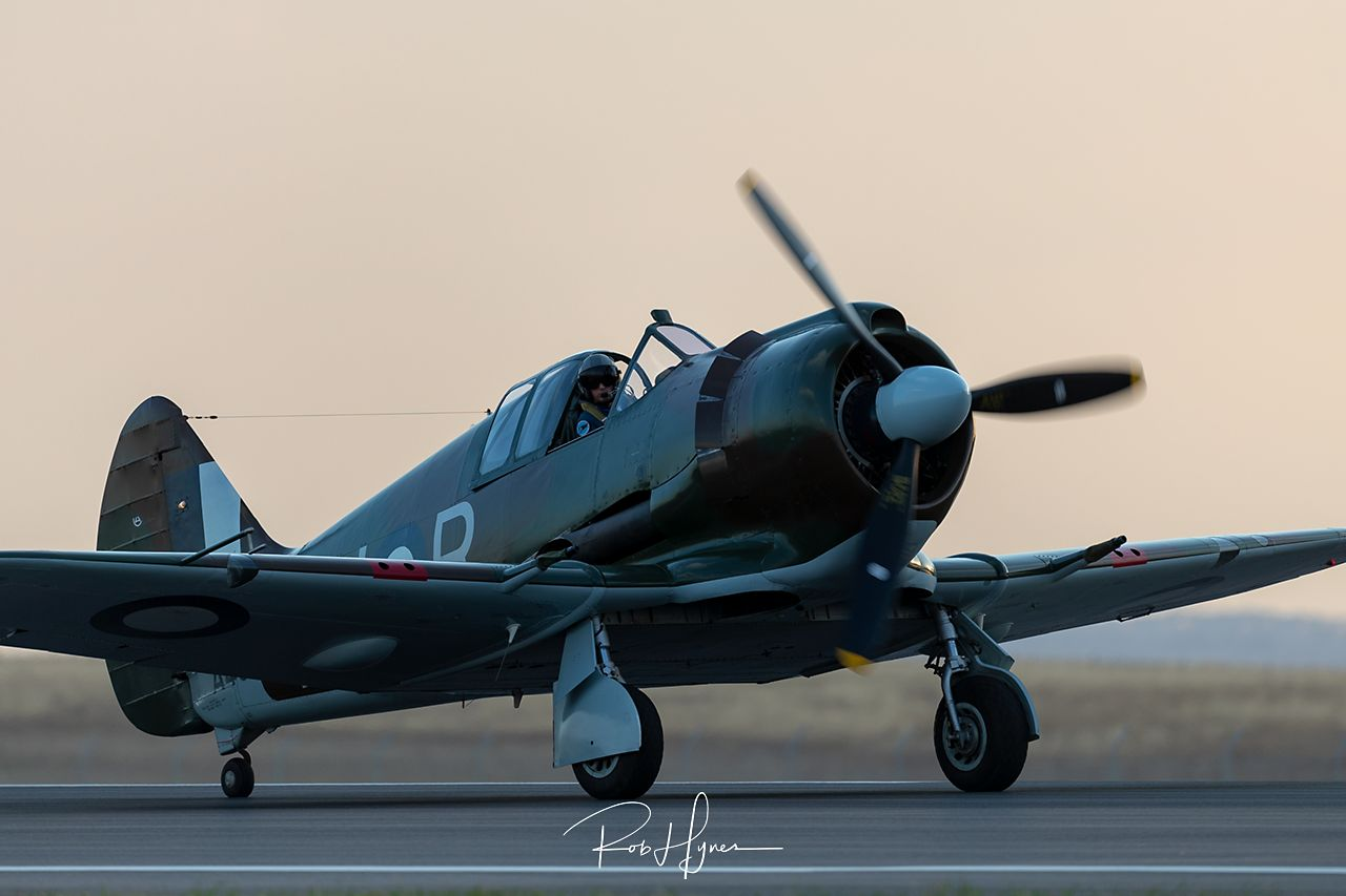 Commonwealth CAC-12 BOOMERANG   - © by Rob Hynes
