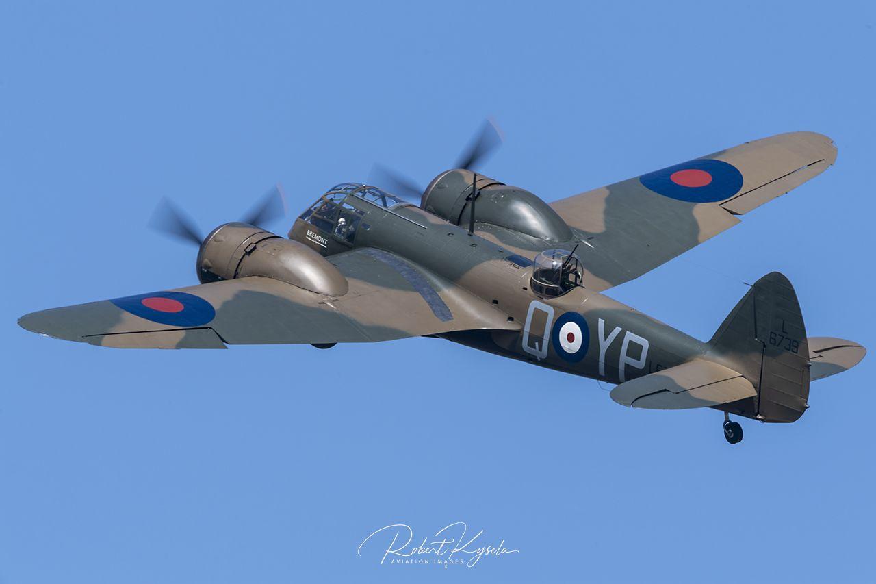 Bristol BLENHEIM Mk.1F   - © by Robert Kysela