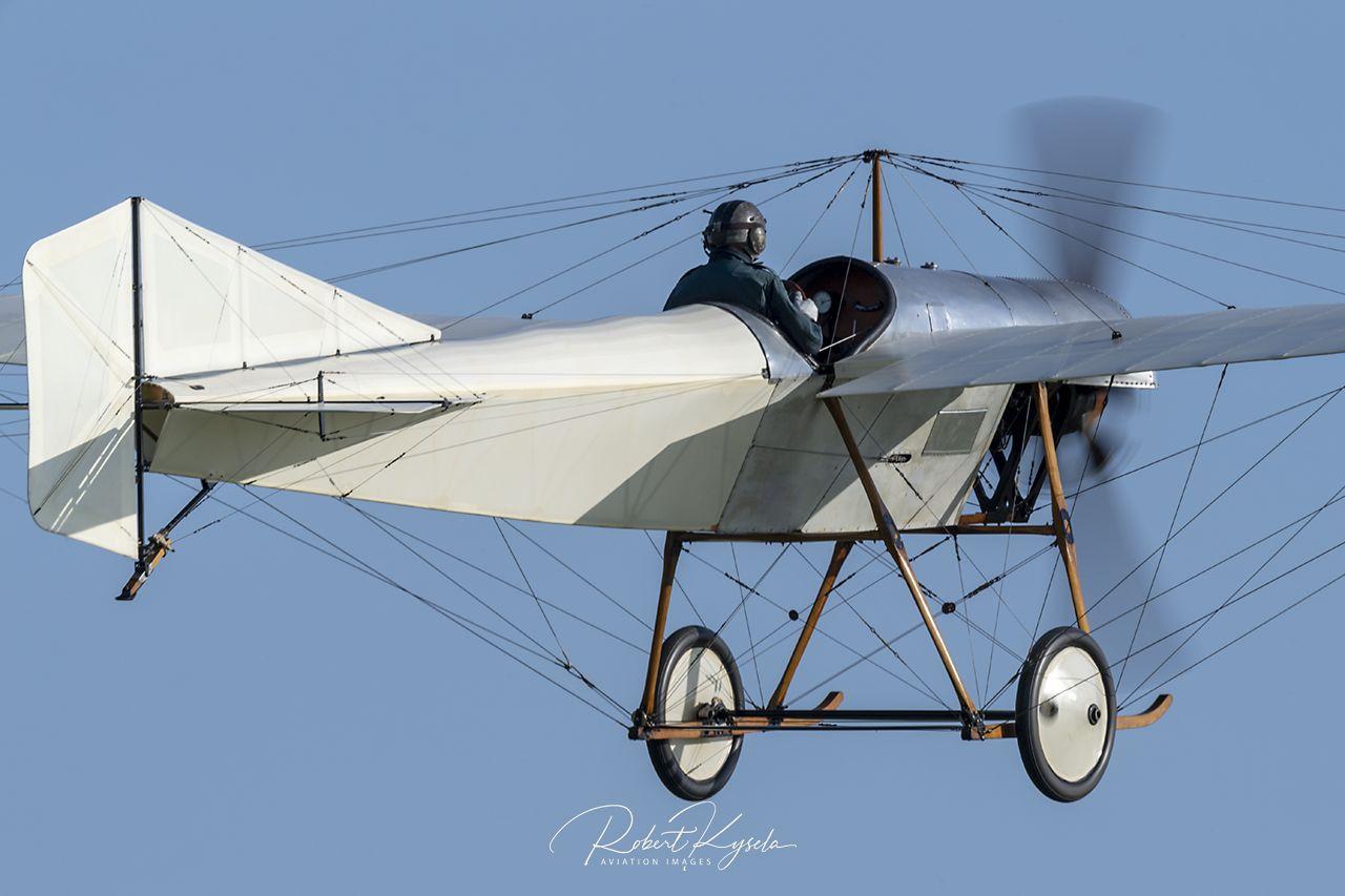 Blackburn Monoplane Type D   - © by Robert Kysela
