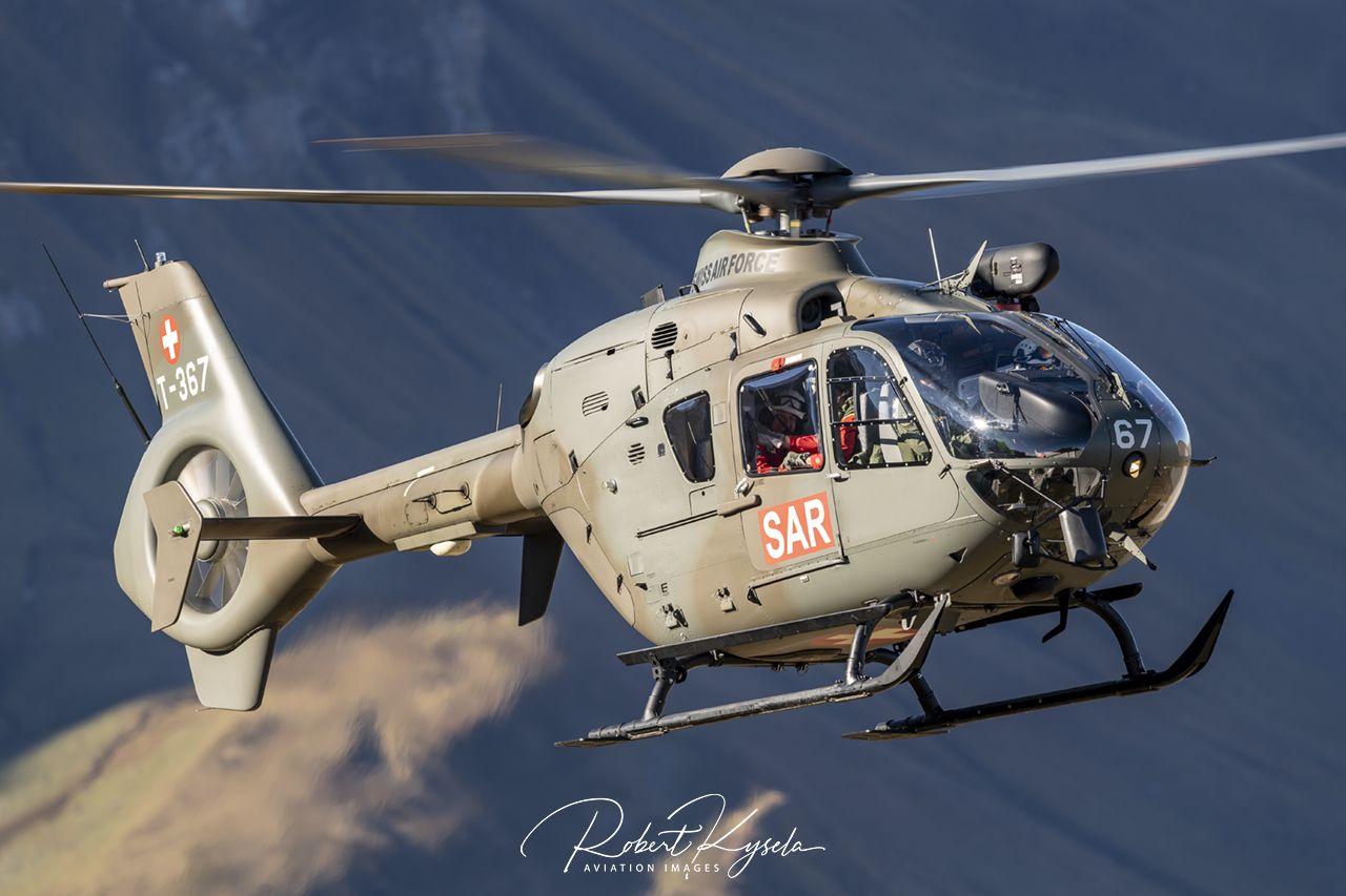 Eurocopter EC-635  -  © by Robert Kysela