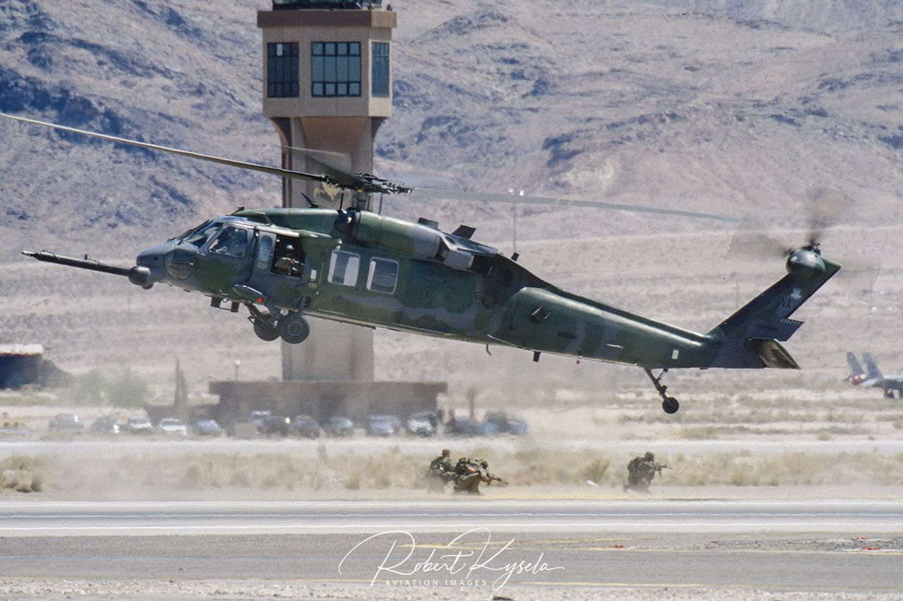Sikorsky SH-60 BLACKHAWK - © by Robert Kysela