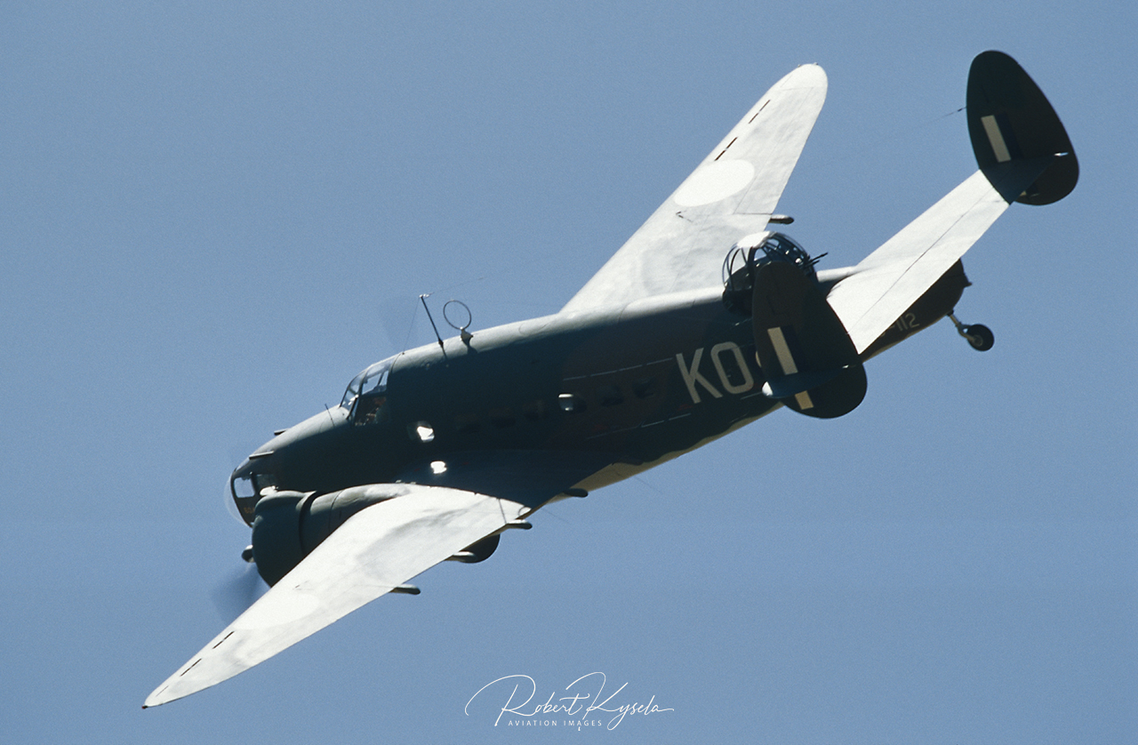 Lockheed Hudson  -  © by Robert Kysela