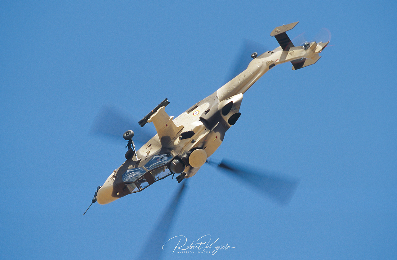 Eurocopter TIGER HAP 1  -  © by Robert Kysela