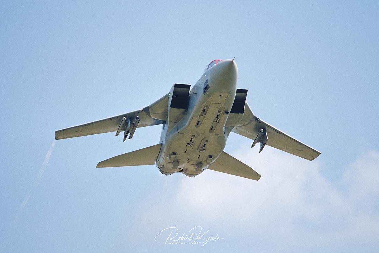 PANAVIA TORNADO F.Mk.3 (ADV) -  © by Robert Kysela