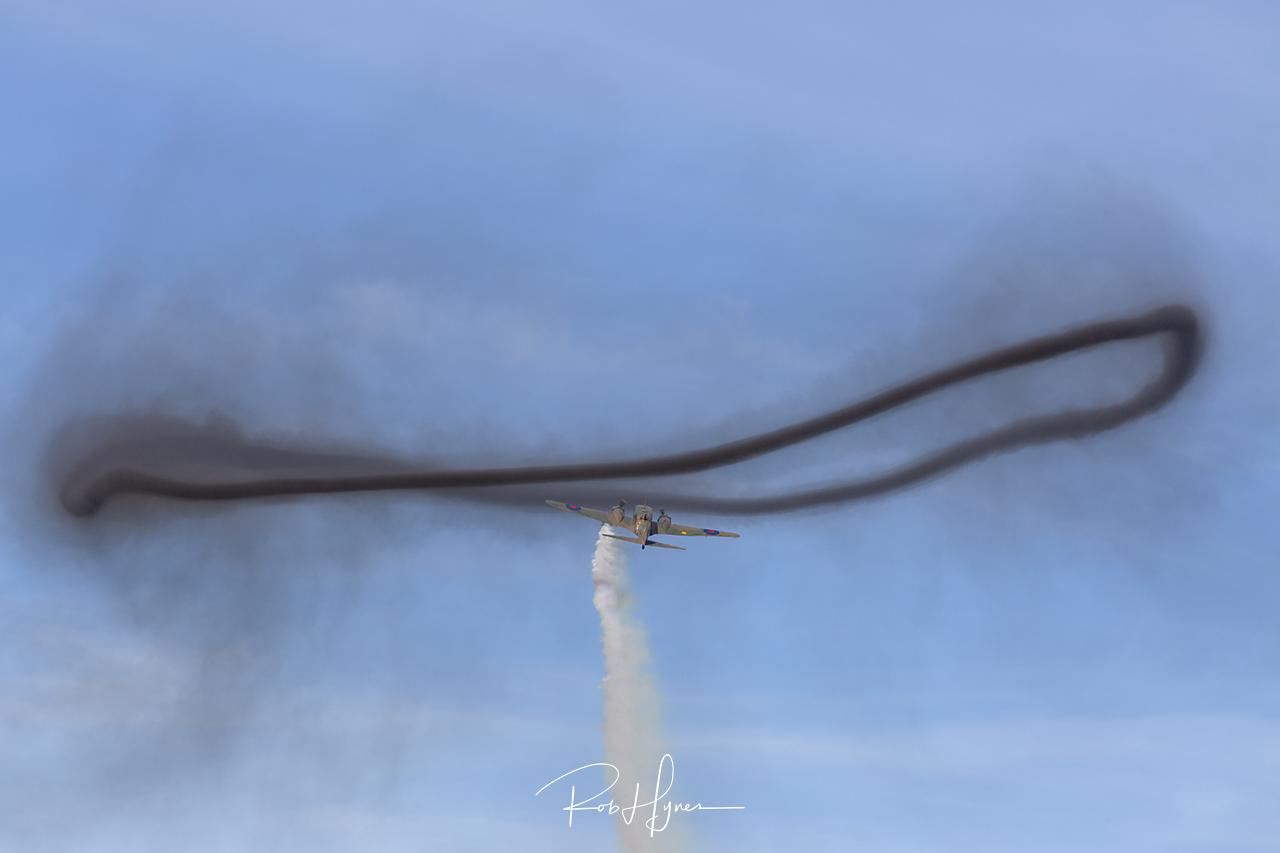 Avro ANSON Mk. I   - © by Rob Hynes