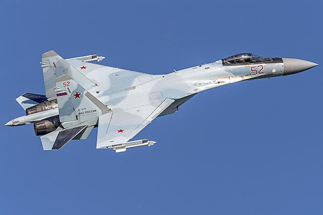 Sukhoi Su-35 FLANKER