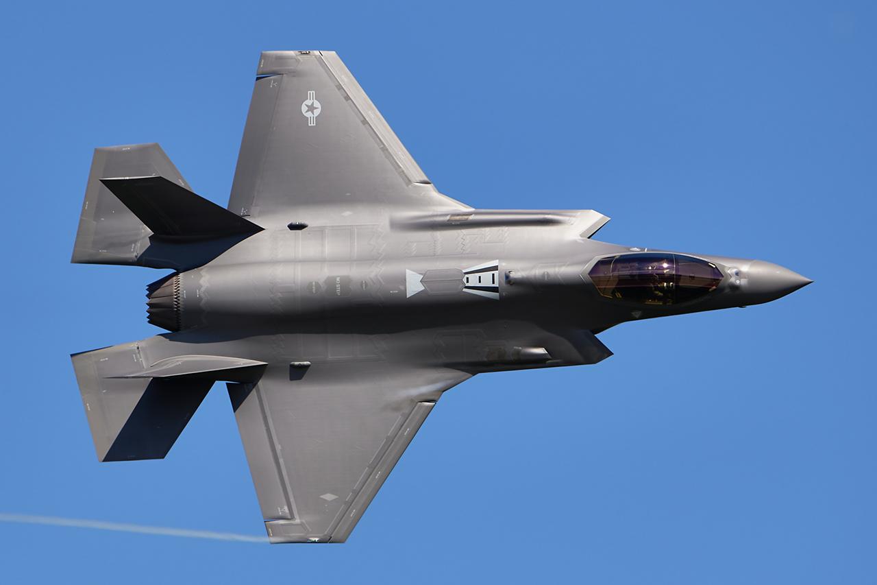 Lockheed Martin F-35A Lightning II  -  © by Shawn Clish