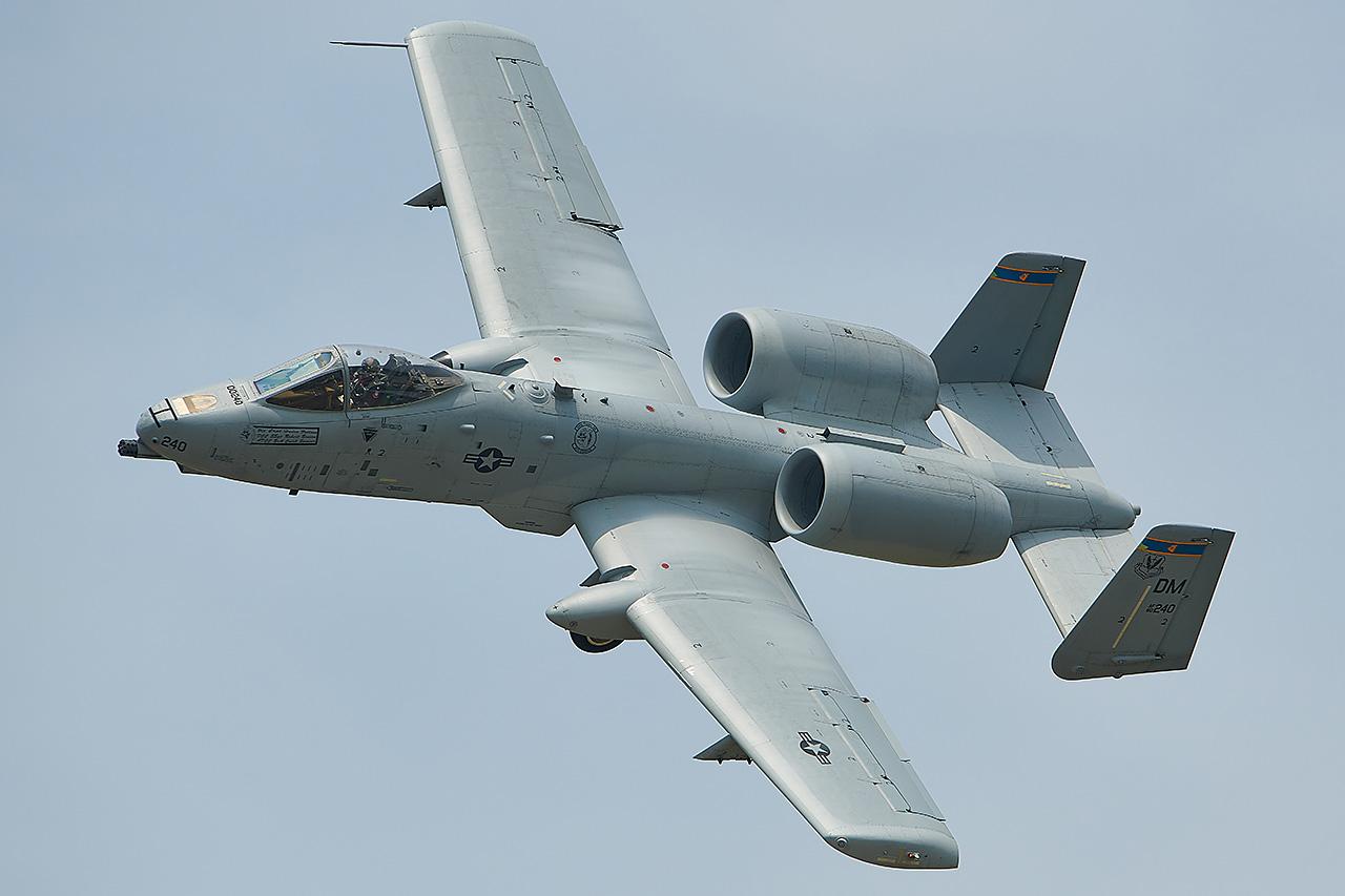 Fairchild Republic A-10C THUNDERBOLT II  -  © by Shawn Clish